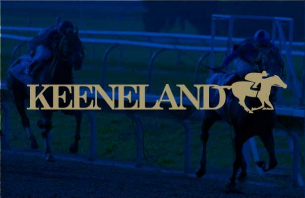 Keeneland Stakes Meet Banner