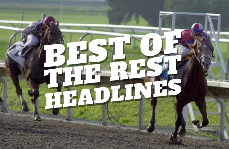 Best Horse Racing Headlines