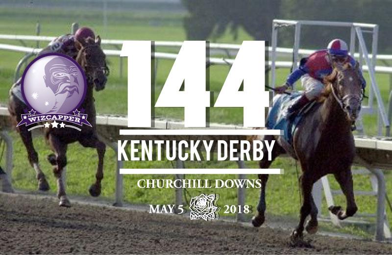 Kentucky Derby 2018 Results