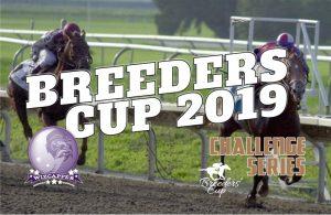 Breeders Cup 2019 Challenge Series Banner